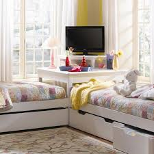 Best  Corner Beds Ideas On Pinterest Bunk Beds With Storage - Boy girl shared bedroom ideas