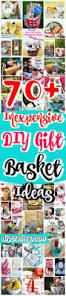 70 inexpensive diy gift basket ideas diy gifts basket ideas