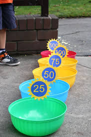 How To Throw A Backyard Party 25 Tutorials For A Diy Carnival The New Home Ec Games Pinterest