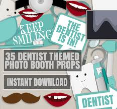 themed photo booth 35 dentist themed party photo booth props dentist props