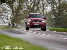 big jeep cars jeep grand cherokee srt v8s are great pistonheads