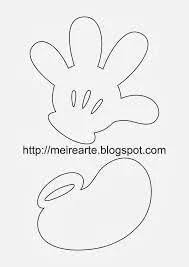 printable mickey mouse ears template google search birthday