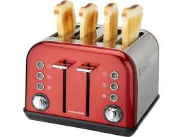 Morphy Richards Toaster Cream Morphy Richards 242004 Accents Toaster Review Which