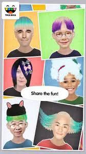 toca boca hair salon me apk free toca hair salon me top apk for android getjar