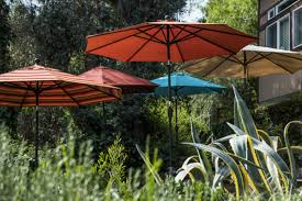 Large Umbrella For Patio Shopping For Outdoor Umbrellas The New York Times