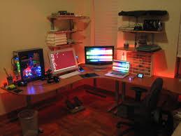 Desks For Gaming by Gaming Corner Desk Hostgarcia