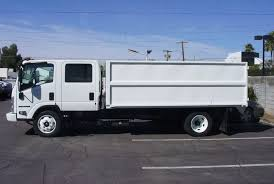 Landscape Trucks For Sale by Chevy U0026 Isuzu Dealer In Az Npr Cab U0026 Chassis Flatbed Landscape