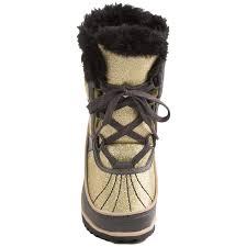 Sorel Tivoli Rugged Canvas Boots Sorel Waterproof Snow Boots National Sheriffs U0027 Association