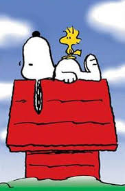 free coloring page of snoopy on his house snoopy dog house cross