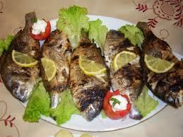cuisine tunisienne poisson des mets et des couleurs mon complet poisson avec sa tastira