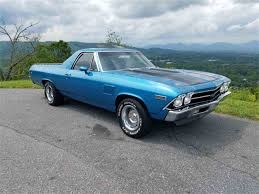 1969 chevrolet el camino for sale on classiccars com 27 available