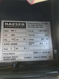 kaeser air compressor wiring diagram air compressor with 220v