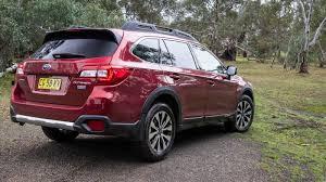 red subaru outback 2017 2016 subaru outback 2 0d premium review caradvice