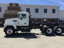 2008 mack cxu613 day cab semi truck for sale 411 762