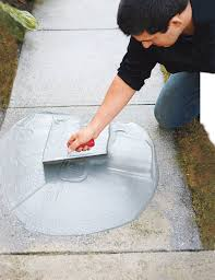 How To Fix Cracks In Concrete Patio by How To Patch And Resurface Concrete Steps Concrete Steps