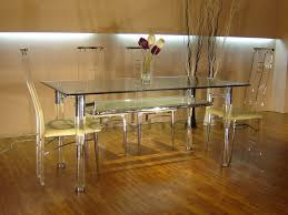 funiture clear acrylic furniture mixed with fabric sofa in floral