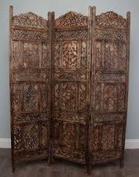Antique Room Divider by Carved Room Divider Foter