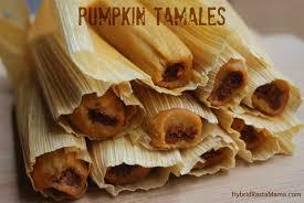 pumpkin tamales by hybrid rasta