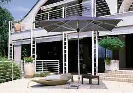 Wind Resistant Patio Umbrella Commercial Patio Umbrella Aluminum Fabric Wind Resistant