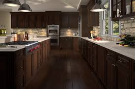 glaze finish kitchen cabinets cabinet style brownstone material solid birch style and dark