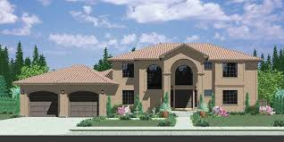 mediterranean villa house plans luxury mediterranean house plans tile roofs and arched windows