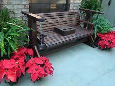 cedar patio u0026 garden swings ebay