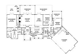 one home plans home plan homepw75891 2498 square 3 bedroom 3 bathroom