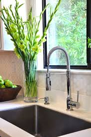 Restaurant Style Kitchen Faucet Neely Road Kitchen Refresh Restaurant Style Faucet Moen High