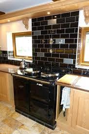 white backsplash kitchen black subway tiles backsplash kitchen style white distressed