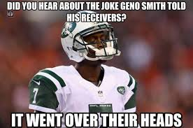 Geno Smith Meme - 20 best memes of geno smith new york jets losing to the buffalo