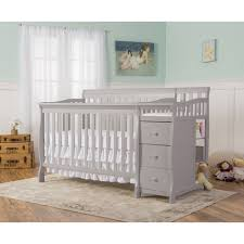 Storkcraft Portofino Convertible Crib And Changer Combo Espresso by Crib U0026 Changer Combos Walmart Com