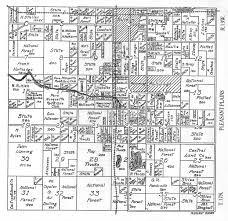State Of Michigan Plat Maps by Lake County Michigan Plat Map Michigan Map
