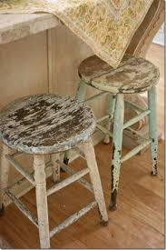 Shabby Chic Stools by Not A Fan Of The Color Of Your Metal Stools Don U0027t Worry Learn