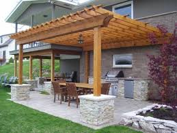 Ideas For Backyard Patios Best 25 Small Pergola Ideas On Pinterest Small Deck Space
