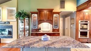 See Thru Chinese Kitchen Blue Island Kitchen Galleries And Countertop Design Ideas