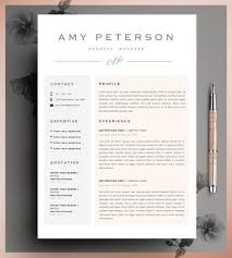 Resume And Resume 25 Unique Resume Templates Ideas On Pinterest Resume Resume