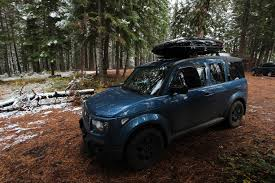 2014 Honda Element Gotta Gobi Stealth Roof Rack Honda Element Owners Club Forum