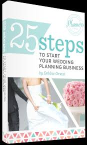 wedding planner business chic starting a wedding planning business wedding planner career