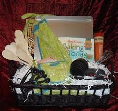 Baking Gift Basket Cake Baking Gift Basket Gift Ideas Everyone Pinterest