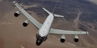 eric limer russian jet buzzes u s recon plane