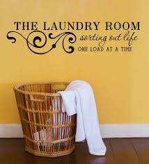 Wall Decor For Laundry Room by Laundry Room Decor Laundry Wall Decal With Bubbles Wall Decals By