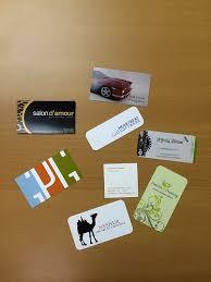 mini business cards free mini thick business card printing nyc custom lamination