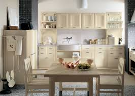 cream modern kitchen kitchen diy decoration in vintage modern kitchen idea creative