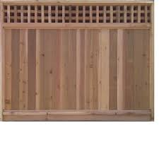 fence privacy fence panels lowes lowes fence panels lowes