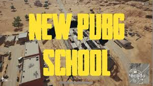 pubg miramar pubg miramar new school location gym insane loot youtube