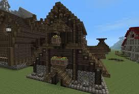 minecraft gundahar tutorials medieval house 6 youtube