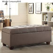 Storage Chest Bench Beautiful Storage Chest Ottoman Tufted Bedroom Storage Chest