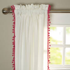 curtains pom curtain panels inspiration 25 best ideas about pom