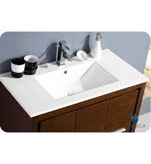 fresca allier 36 quot wenge brown modern bathroom vanity w bathroom vanities buy bathroom vanity furniture cabinets rgm