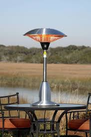 Table Patio Heater Fire Sense By Well Traveled Living Infrared Outdoor Patio Heates
